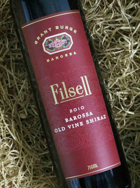 [SOLD-OUT] Grant Burge Filsell Shiraz 2010
