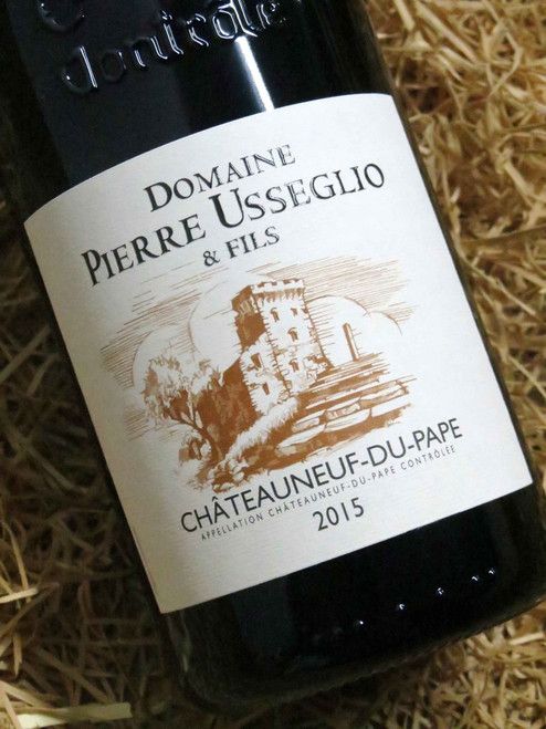 [SOLD-OUT] Dom Raymond Usseglio Chateauneuf-du-Pape 2015