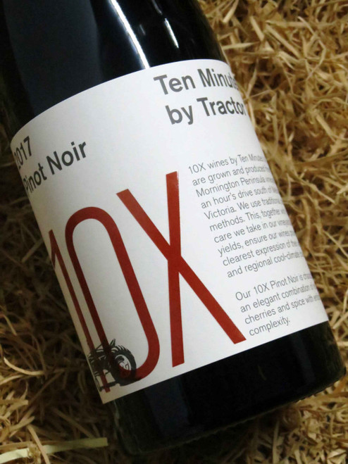 [SOLD-OUT] Ten Minutes By Tractor 10X Pinot Noir 2017