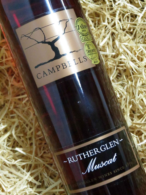 [SOLD-OUT] Campbells Rutherglen Muscat 375mL-Half-Bottle