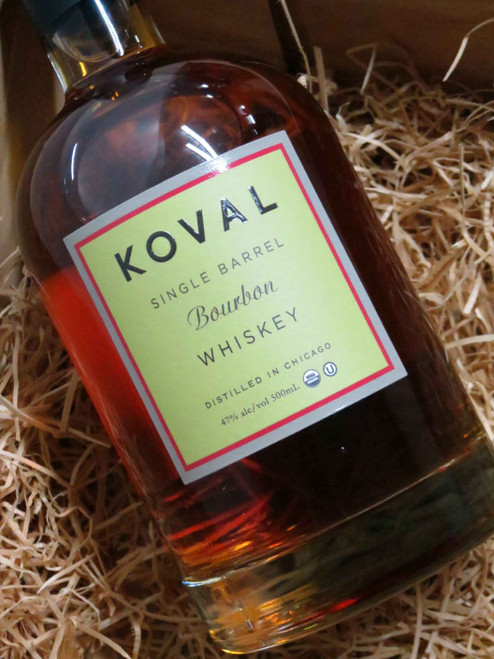 [SOLD-OUT] Koval Bourbon Whiskey 500mL