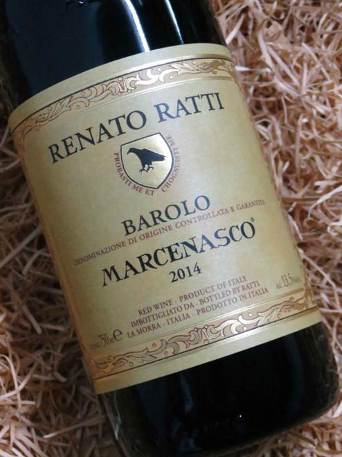 [SOLD-OUT] Renato Ratti Barolo Marcenasco 2014