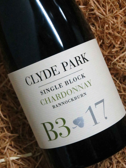 [SOLD-OUT] Clyde Park Estate B3 Block Chardonnay 2017