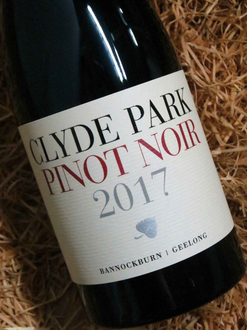 [SOLD-OUT] Clyde Park Estate Pinot Noir 2017