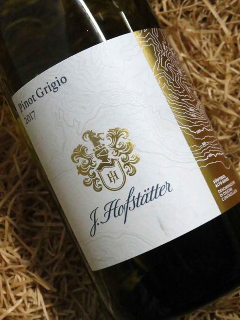 Hofstatter Pinot Grigio 2017