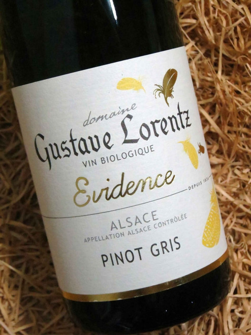 [SOLD-OUT] Gustave Lorentz Evidence Pinot Gris 2015