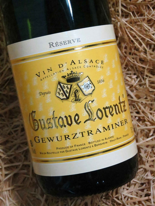 [SOLD-OUT] Gustave Lorentz Reserve Gewurztraminer 2017