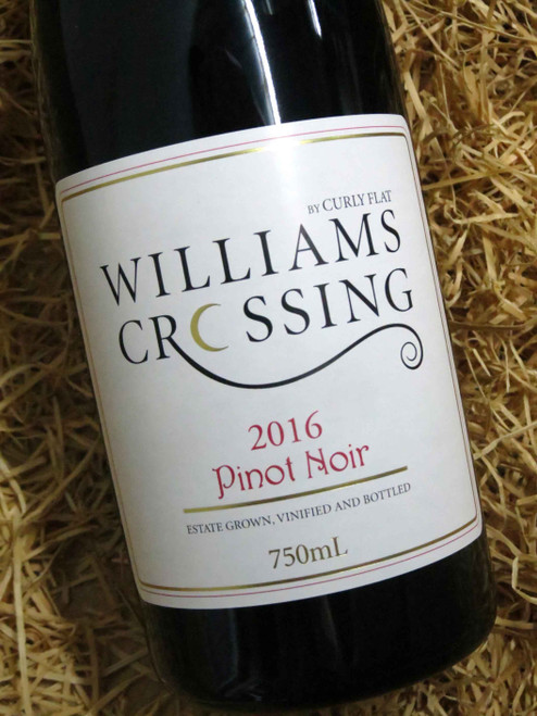 [SOLD-OUT] Curly Flat Williams Crossing Pinot Noir 2016