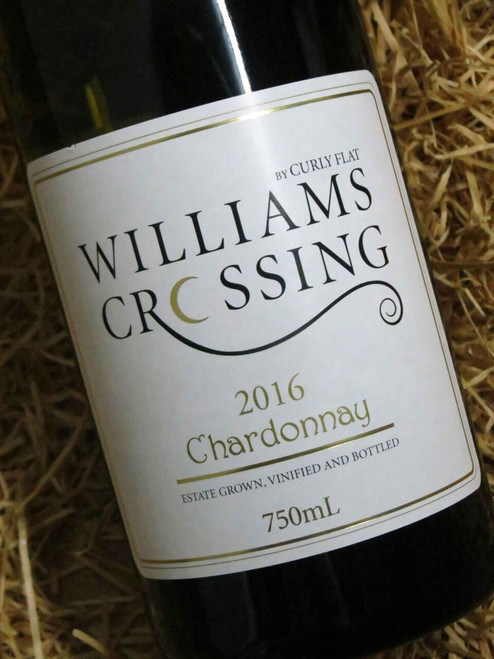 [SOLD-OUT] Curly Flat Williams Crossing Chardonnay 2016
