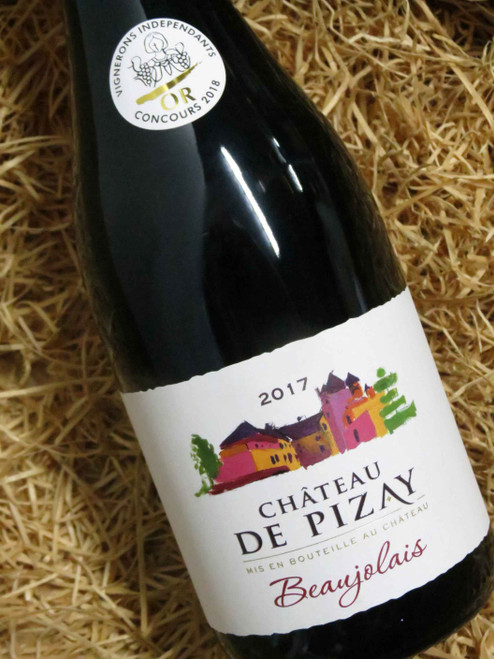 [SOLD-OUT] Chateau de Pizay Beaujolais 2017
