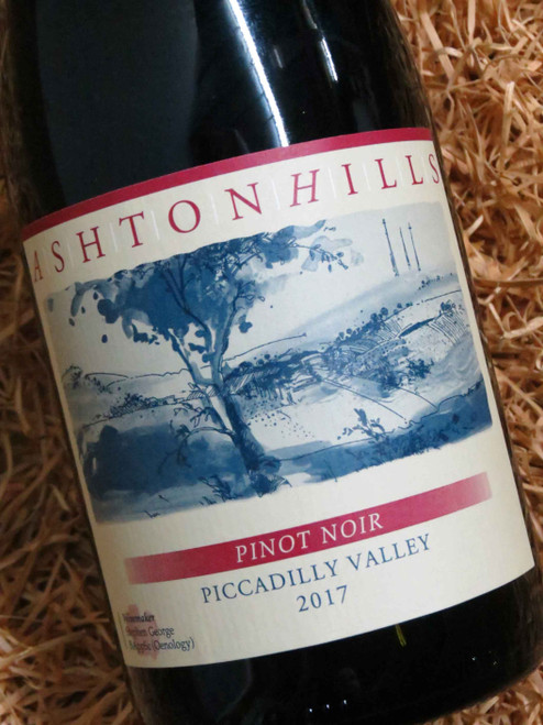 [SOLD-OUT] Ashton Hills Piccadilly Valley Pinot Noir 2017