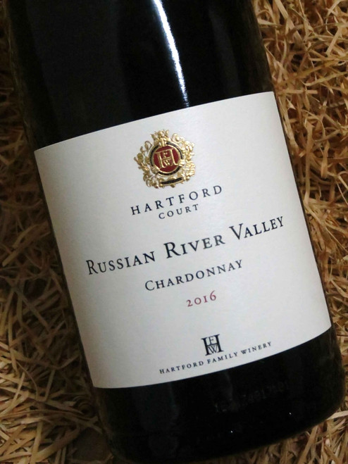 [SOLD-OUT] Hartford Court Russian River Valley Chardonnay 2016