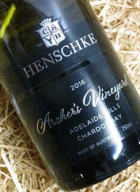 [SOLD-OUT] Henschke Archers Chardonnay 2016