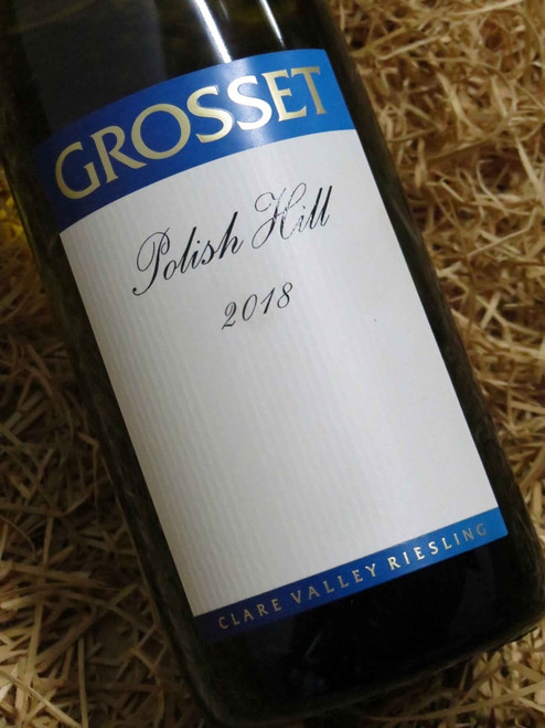 [SOLD-OUT] Grosset Polish Hill Riesling 2018