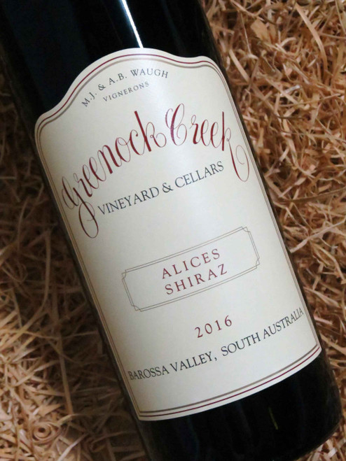 [SOLD-OUT] Greenock Creek Alices Shiraz 2016
