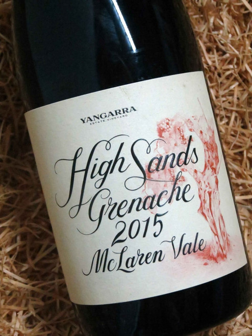 [SOLD-OUT] Yangarra High Sands Grenache 2015