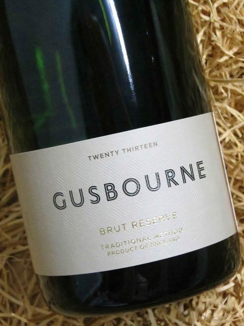 [SOLD-OUT] Gusbourne Estate Brut Reserve 2013