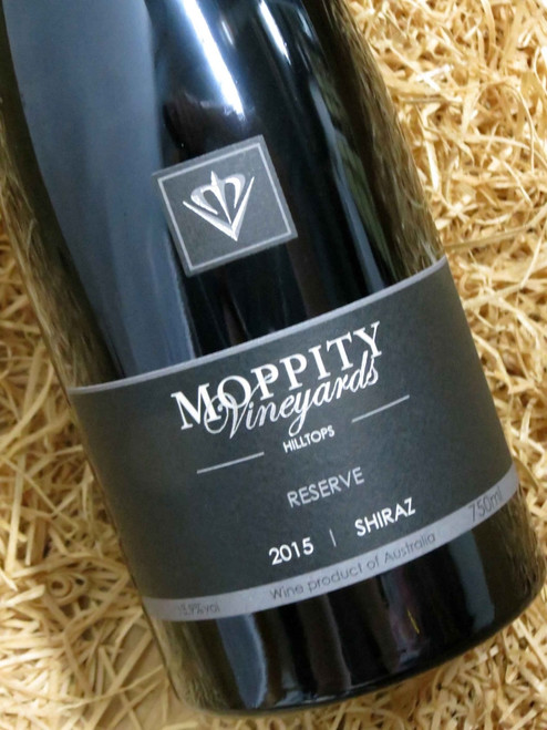 [SOLD-OUT] Moppity Hilltops Reserve Shiraz 2015