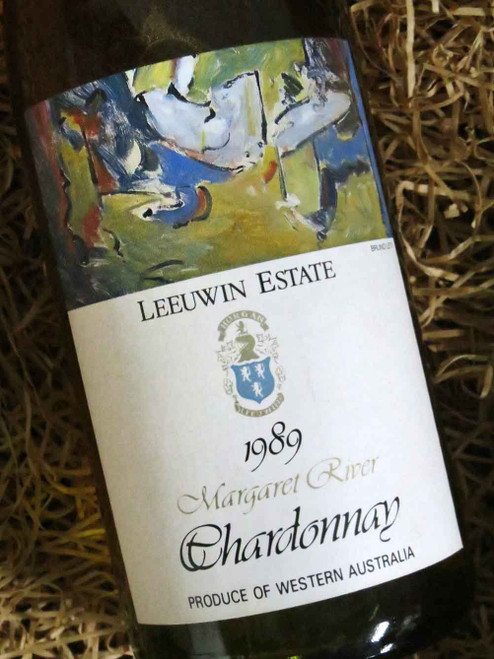 [SOLD-OUT] Leeuwin Estate Art Series Chardonnay 1989 (Damaged Label)