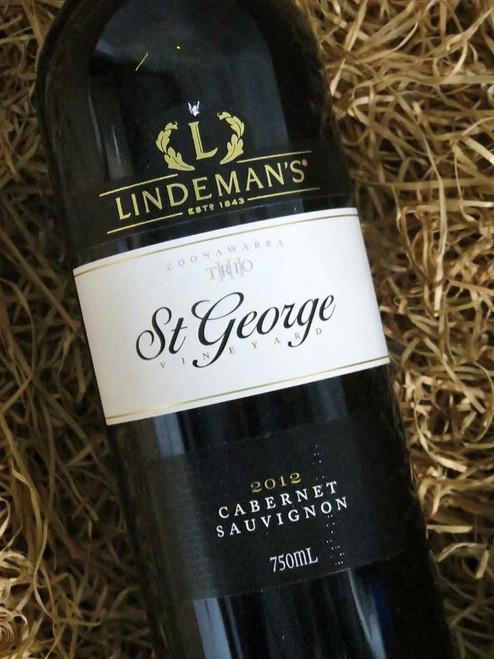 [SOLD-OUT] Lindemans St George Cabernet Sauvignon 2012