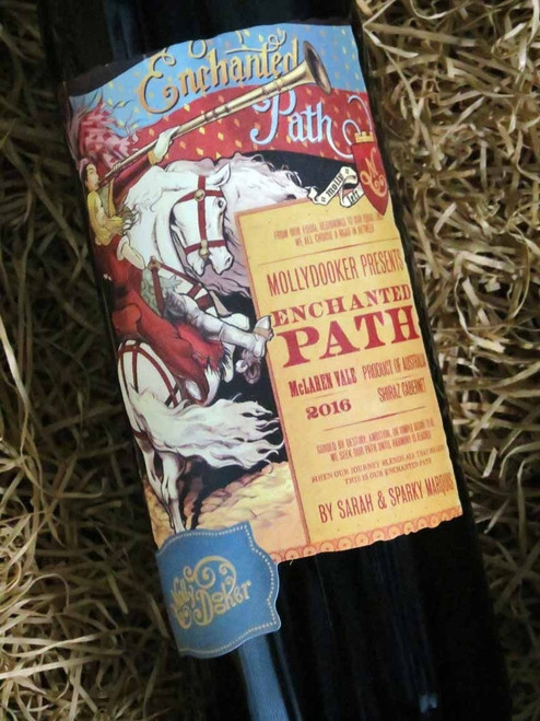[SOLD-OUT] Mollydooker Enchanted Path Shiraz Cabernet 2016