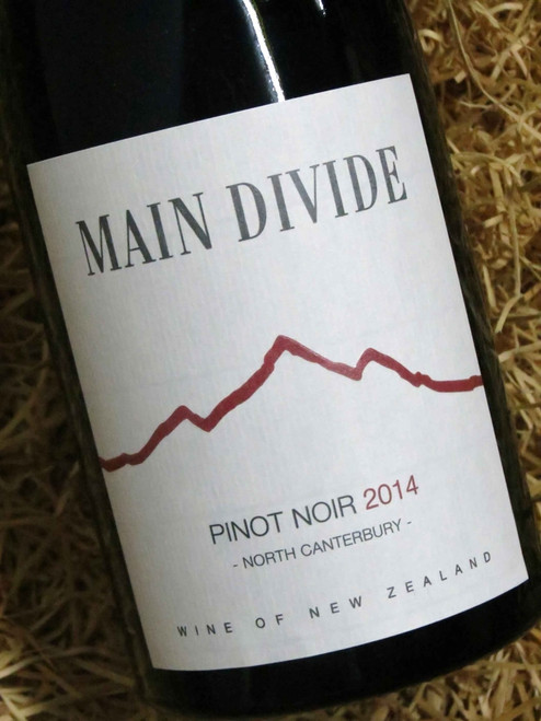 [SOLD-OUT] Main Divide Pinot Noir 2014