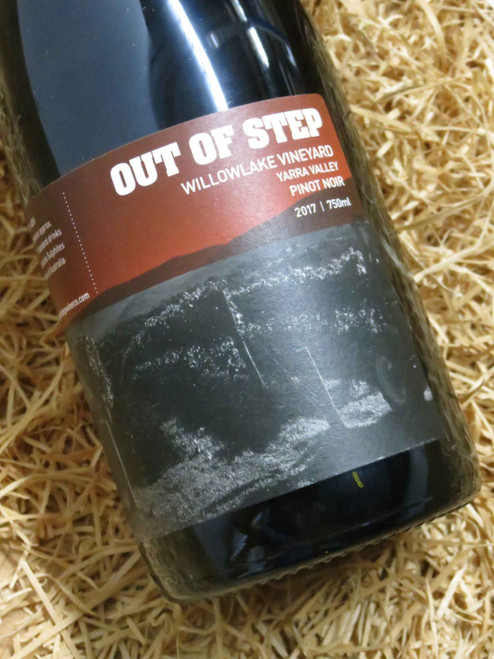 [SOLD-OUT] Out of Step Willowlake Pinot Noir 2017