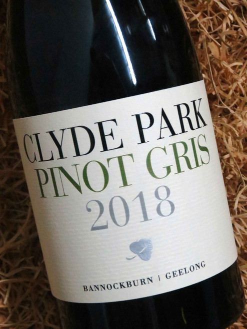 [SOLD-OUT] Clyde Park Estate Pinot Gris 2018