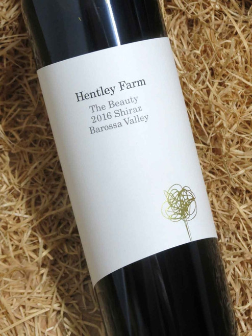 [SOLD-OUT] Hentley Farm The Beauty Shiraz 2016