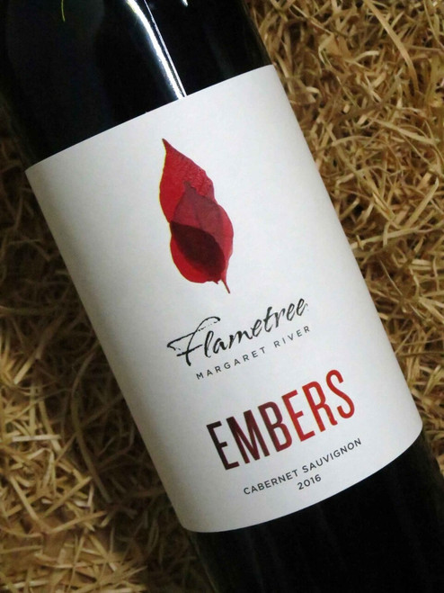 [SOLD-OUT] Flametree 'Embers' Cabernet 2016
