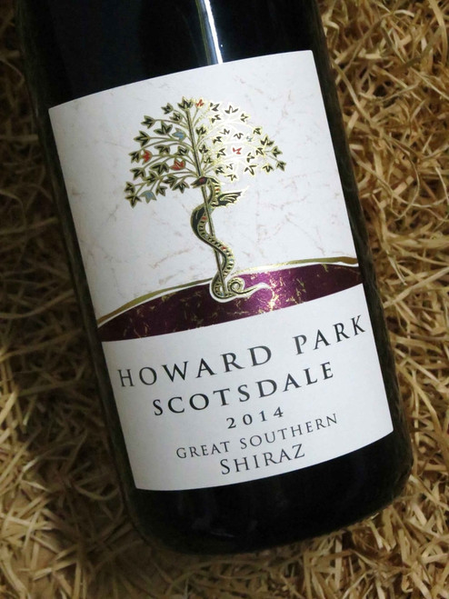 [SOLD-OUT] Howard Park Scotsdale Shiraz 2014
