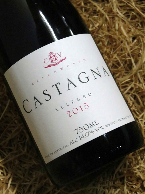 [SOLD-OUT] Castagna Allegro Rose 2015