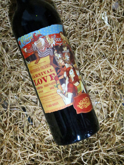 [SOLD-OUT] Mollydooker Carnival Of Love Shiraz 2017