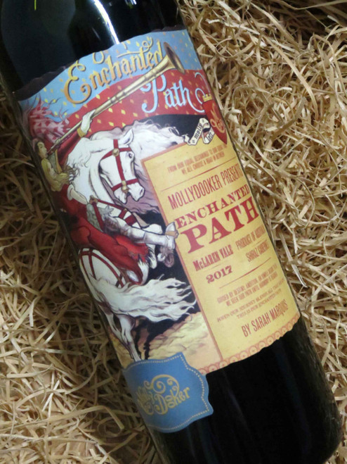 [SOLD-OUT] Mollydooker Enchanted Path Shiraz Cabernet 2017