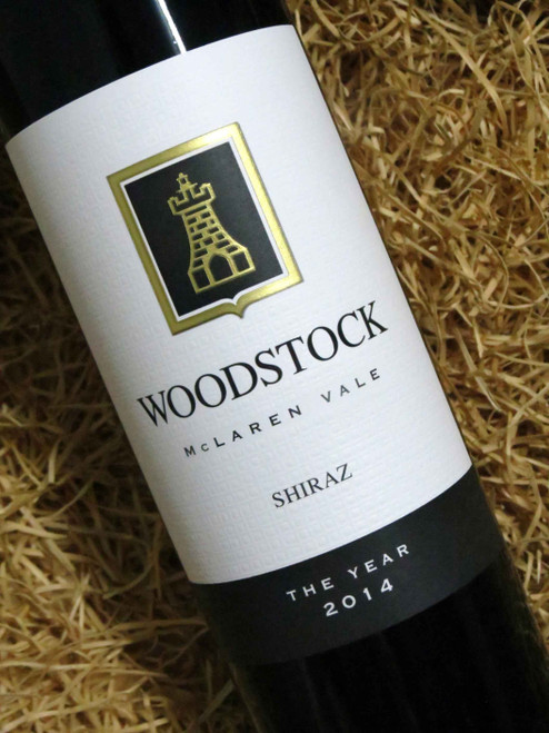 [SOLD-OUT] Woodstock Shiraz 2014