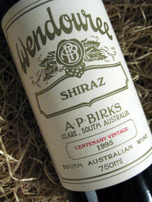 [SOLD-OUT] Wendouree Shiraz 1995