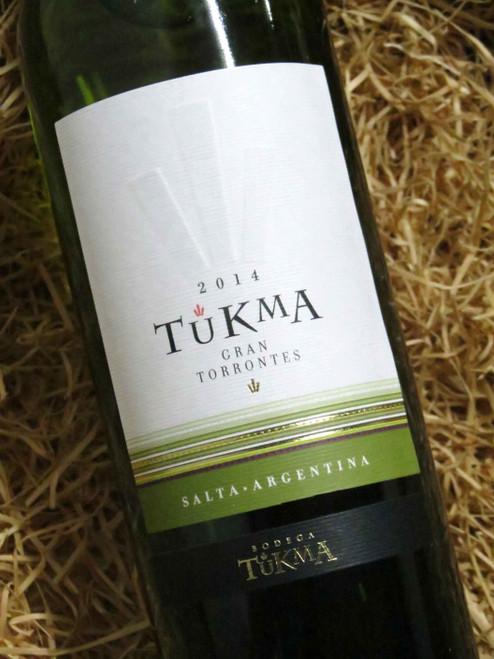 [SOLD-OUT] Tukma Reserva Torrontes 2014