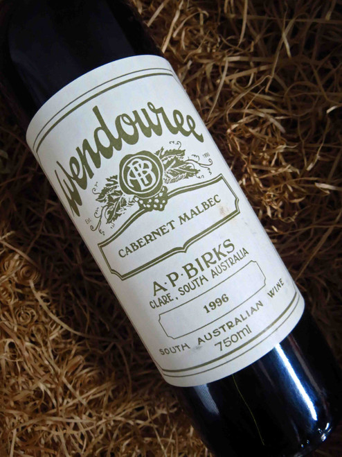 [SOLD-OUT] Wendouree Cabernet Malbec 1996