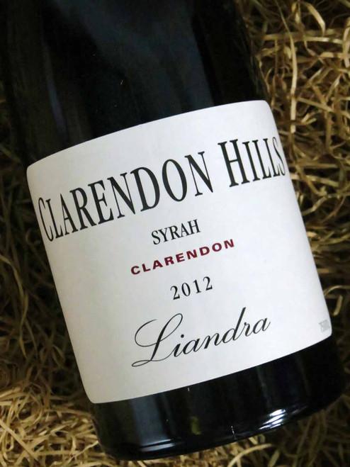 [SOLD-OUT] Clarendon Hills Liandra Shiraz 2012