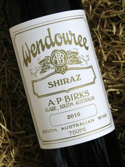 [SOLD-OUT] Wendouree Shiraz 2016