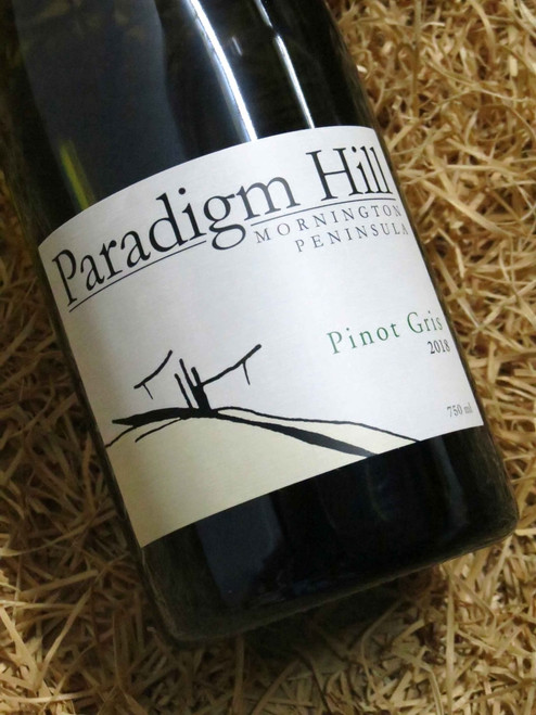 [SOLD-OUT] Paradigm Hill Pinot Gris 2018