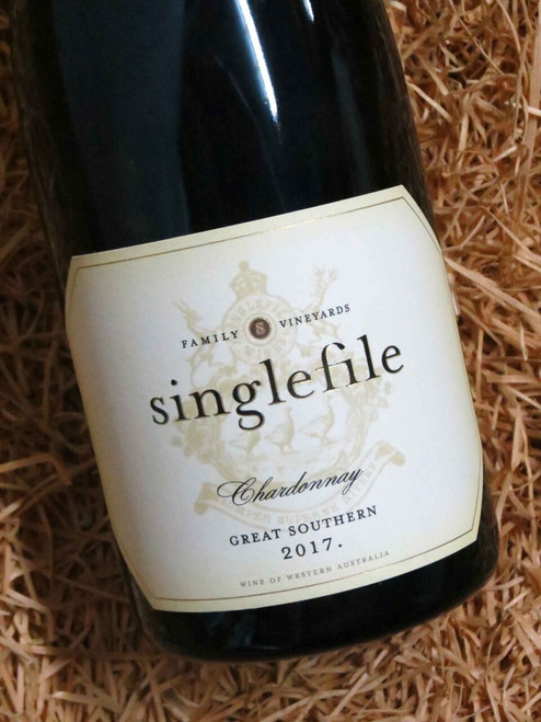 [SOLD-OUT] Singlefile Great Southern Chardonnay 2017