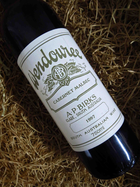 [SOLD-OUT] Wendouree Cabernet Malbec 1997