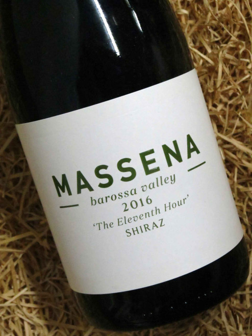 [SOLD-OUT] Massena The Eleventh Hour Shiraz 2016