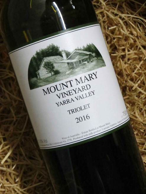 Mount Mary Triolet 2016