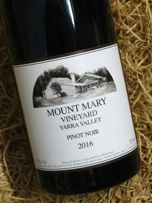 [SOLD-OUT] Mount Mary Pinot Noir 2016