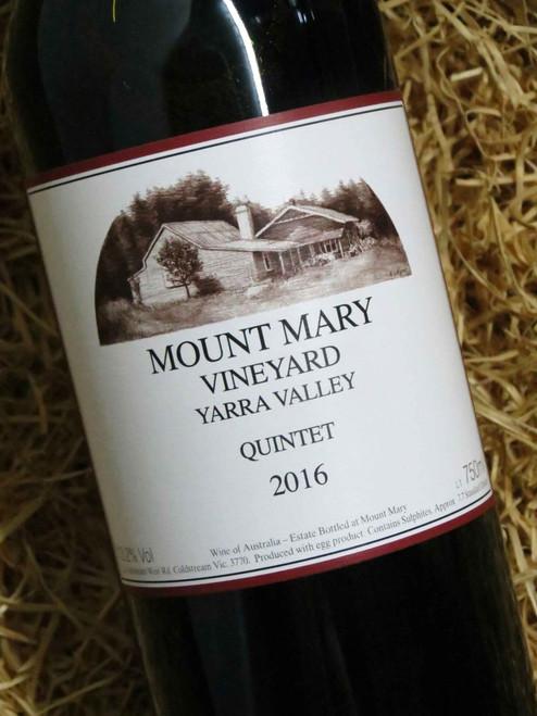 Mount Mary Quintet 2016