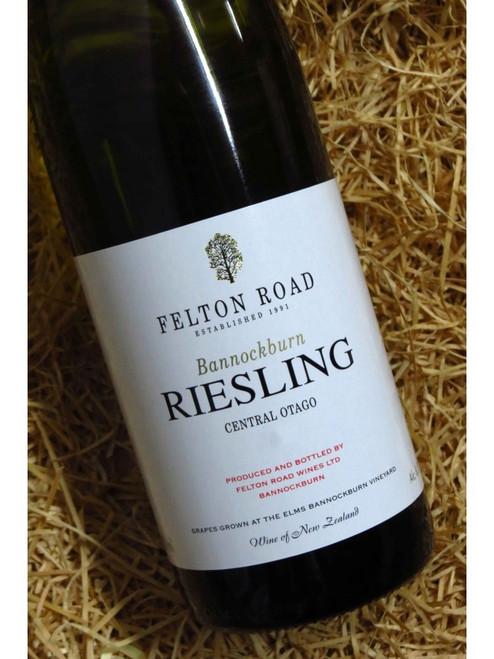 [SOLD-OUT] Felton Road Bannockburn Riesling 2018