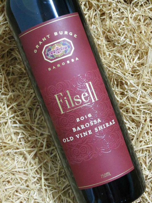 [SOLD-OUT] Grant Burge Filsell Shiraz 2016