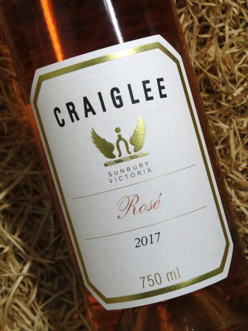 [SOLD-OUT] Craiglee Rose 2017